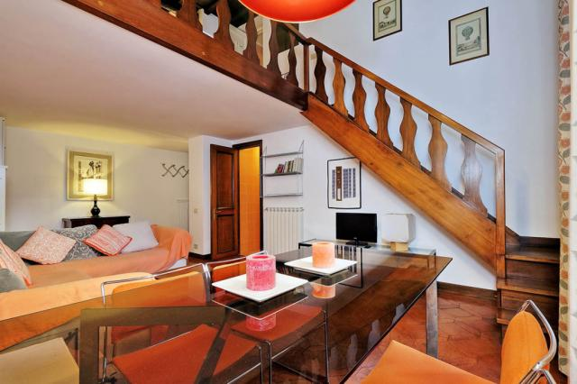 Campo Marzio Studio Apartment